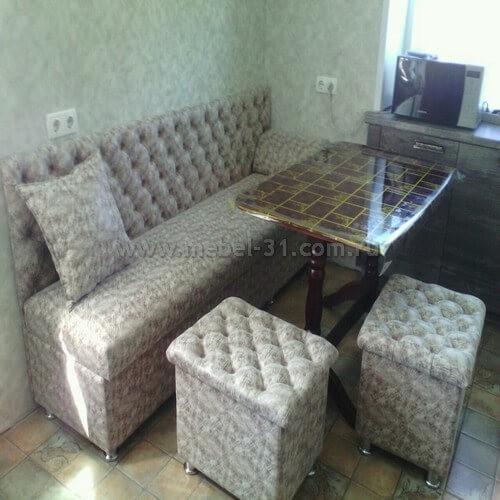 кухонные диваны и уголки белгород